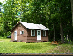 NORTH SPRING CABIN